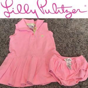 Lilly Pulitzer Dress Size 12-18m
